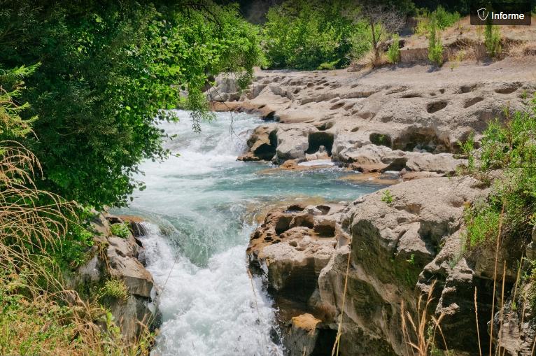 patrimonio hídrico de Chile